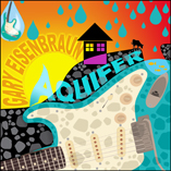 CD artwork for Aquifer